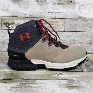 Under Armour UA Brower Mid Stormproof Hiking Boots